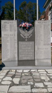 Clintwood memorial